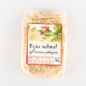 Ryža natural guľatozrnná