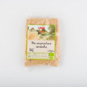 Bio amarantové semienka