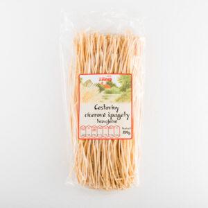 Cestoviny cícerové špagety