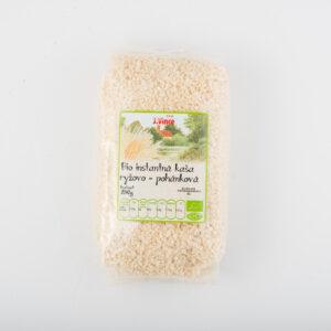 Bio instatná kaša ryžovo pohánková