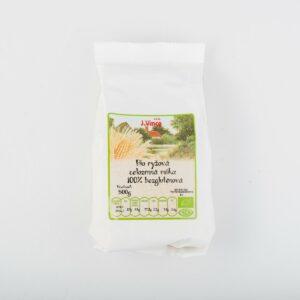 Bio ryžová celozrnná múka 100% bezgluténová