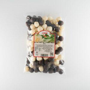 Kukuričné chrumky mix