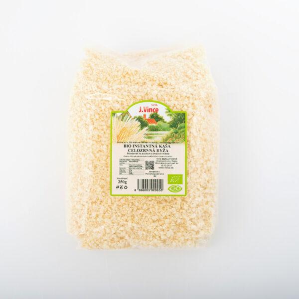 celozrnná ryža