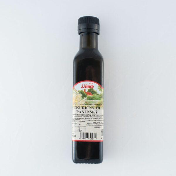 kukuričný olej