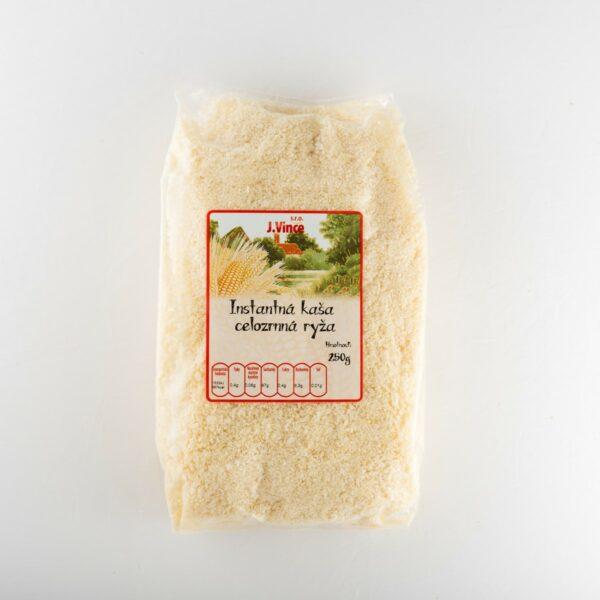 Instantná kaša celozrnná ryža