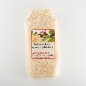 Instantná kaša ryžovo pohánková