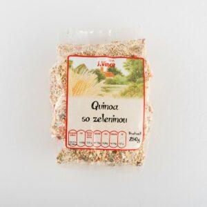 Quinoa so zeleninou